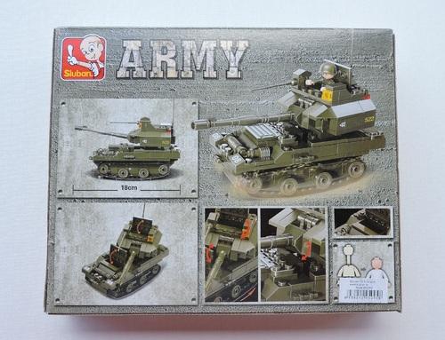 SLUBAN - Tank T90 (178 pièces)