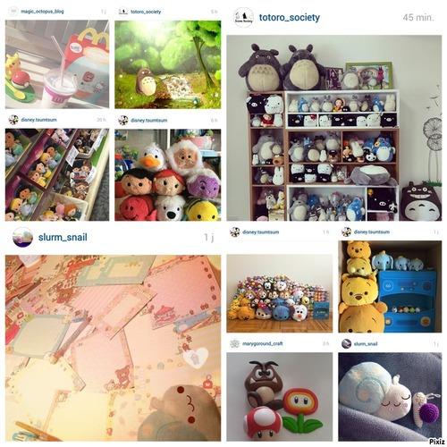 FAVORIS | Instagram Juin 2015 - Kawaii