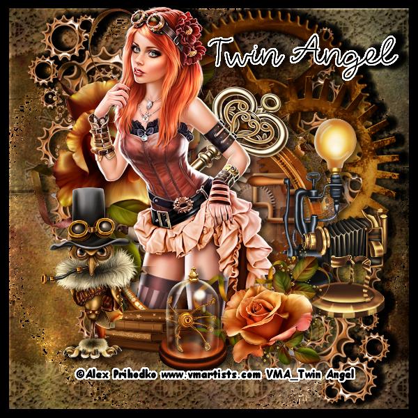 Steampunk Doll