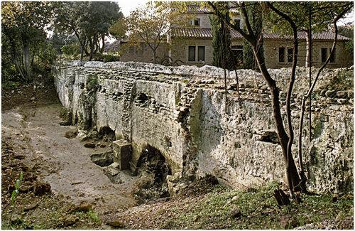 Patrimoine mondial de l'Unesco : Le pont du Gard - France