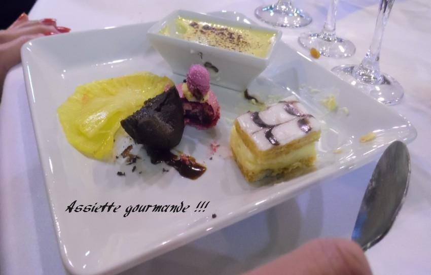 Le repas ! Le repas du Maire !!!