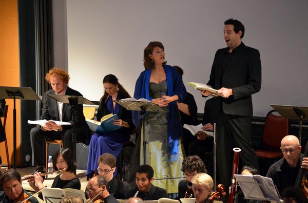 """Don Giovanni de Mozart avec """"Les Dimanches Musicaux de Paris"""""""