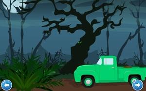 Jouer à Creepy swamp escape