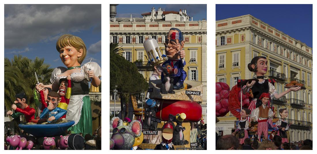 Carnaval de Nice : Finale