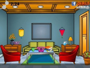 GirlsTheGames - Classic room escape