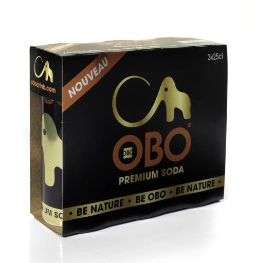 OBO - Pack de 3 canettes