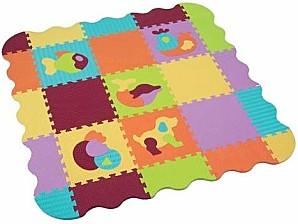 Toxicité : tapis-puzzles en mousse