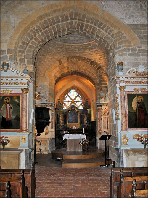 Photos de l'église Saint-Martin (Le Bernard-Vendée)