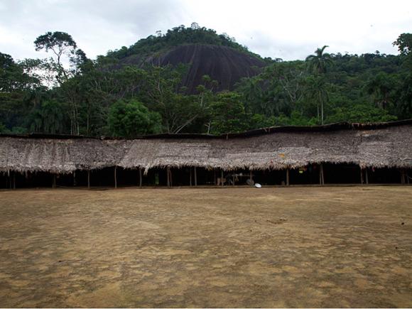 Indiens Yanomami du Brésil