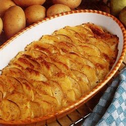 Blog de lisezmoi :Hello! Bienvenue sur mon blog!, Pommes de terre au vin blanc