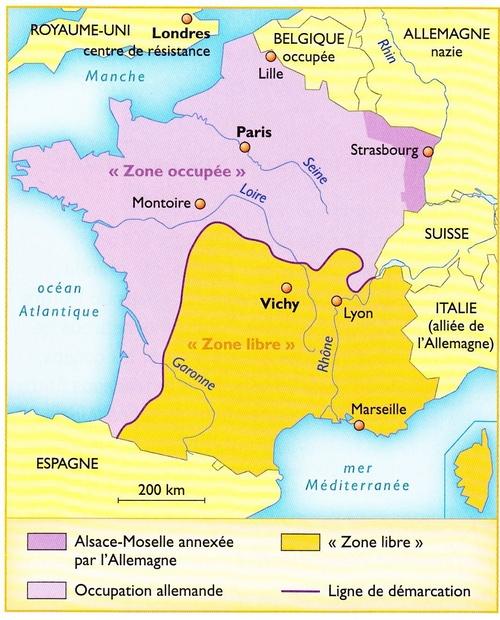 Les Français dans la guerre 1939-1945