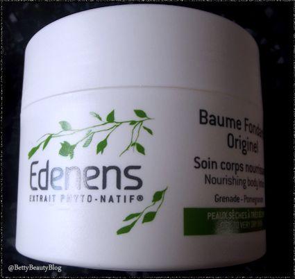 Baume fondant originel Edenens