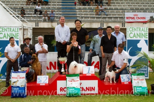 Le Best In Show 2012