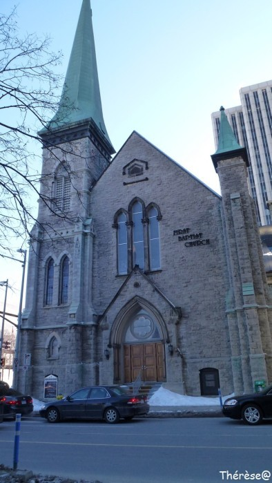 First baptist church (2)