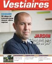 Nouvel article de la revue vestiaire.