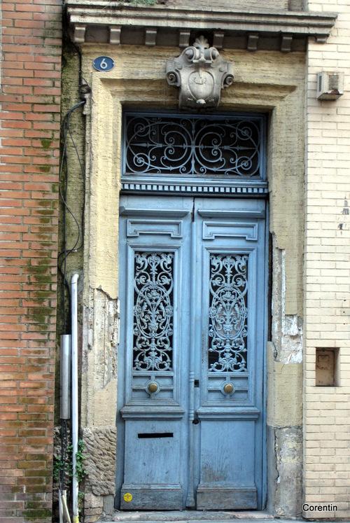 Deux portes !