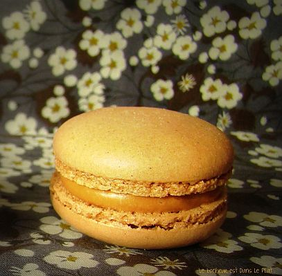 Macarons carambars