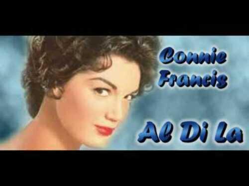 FRANCIS, Connie - Al Di La (1962)  (Chansons italiennes)
