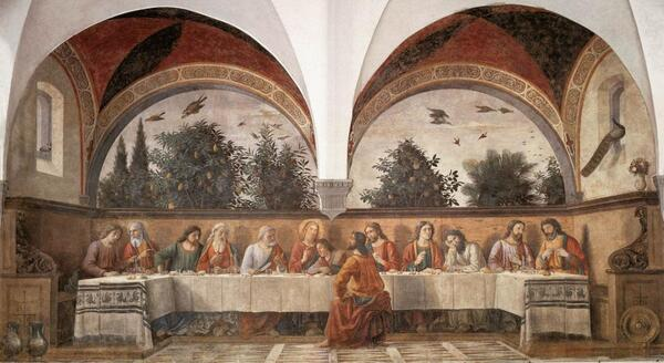 La peinture florentine au Quattrocento : une conférence de l'Université Permanente de Paris