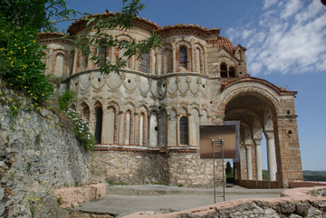 Mystra - Monastère de la Pantanassa