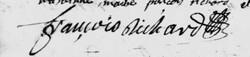 R comme RICHARD François notaire à Plouëc (22)