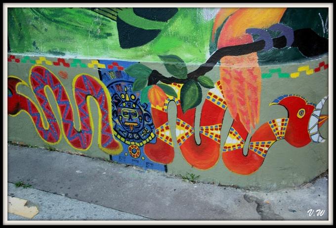 Peintures sur les murs 1