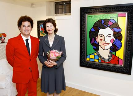Silvia et Romero Brittos