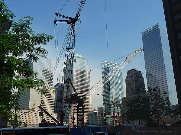 New York Ground Zero