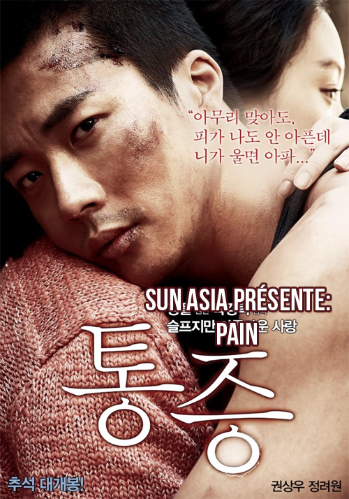 Pain / Pained / 통증 [ Projet terminé ]