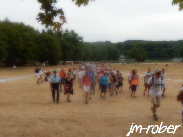Nouvelle Aquitaine-Limousin-Haute-Vienne: Randonnez-vous 2016 (1) ,un dimanche de fête pour 3000 marcheurs