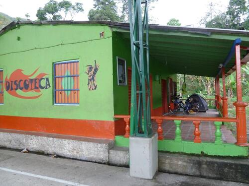 De San José à Santiago