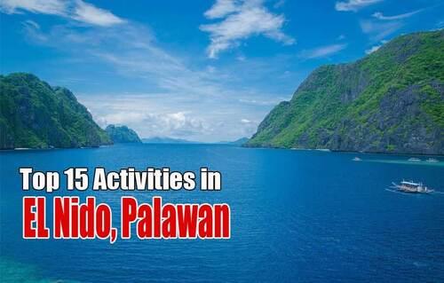 PHILIPPINES. PALAWAN. EL NIDO & CORON  (Voyages)