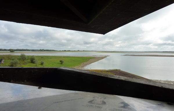 Randonnée au Lac du Der (deuxième jour) :