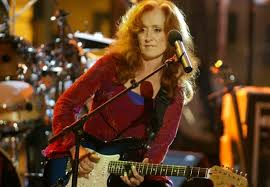 Bonnie Raitt, un cocktail fait de folk, blues, rock et de country.