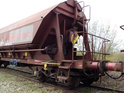 Wagon d'engrais à Richwiller suite