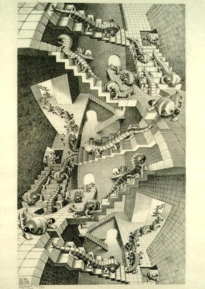49 Tableaux de Maurits Cornelis Escher