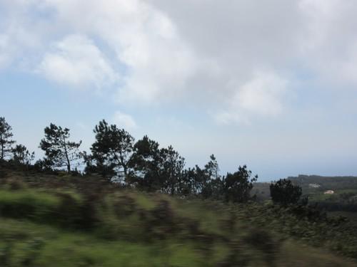 La côte Atlantique au Portugal 1
