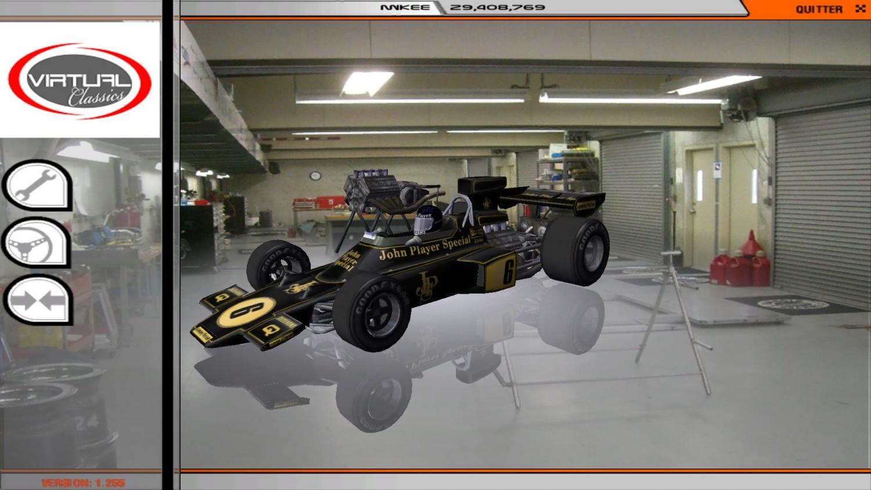 Lotus-Ford 72E