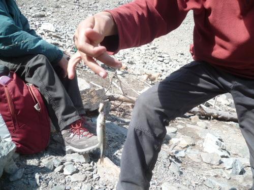 VTT/pêche : lac d'Oô (Larboust) - 31