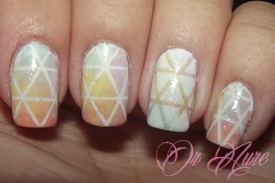 •°•.Geometric Nails.•°•