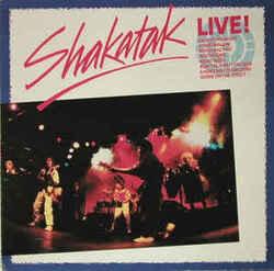 Shakatak - Live - Complete LP