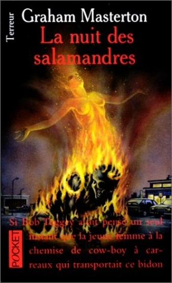 La nuit des salamandres - Graham Masterton