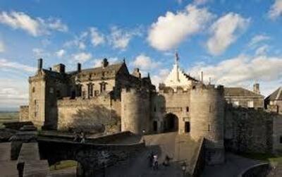 Voyage en Ecosse N° 20 : le château de Stirling...