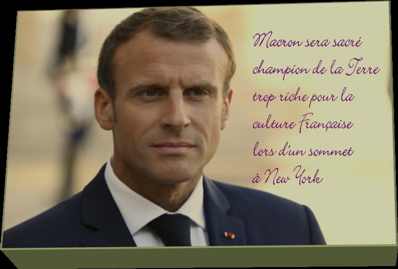 Trop riche pour la culture Française