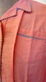 Chemise de nuit rose Finette 6