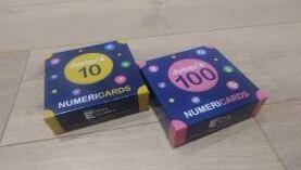Des jeux de cartes pour comprendre la numération : les numéricards