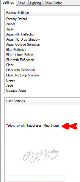 pspmanifique-tutorial-yellow joy with happiness