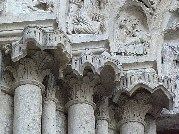 Cathédrale de Sens -détail