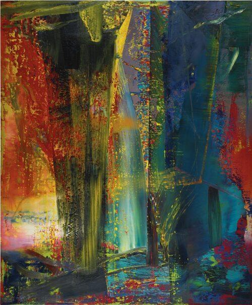 Gerhard Richter, peintre polymorphe