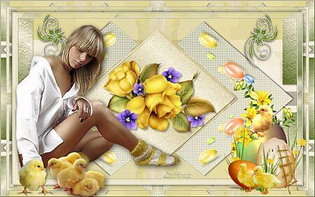 Belle journée de Pâques
